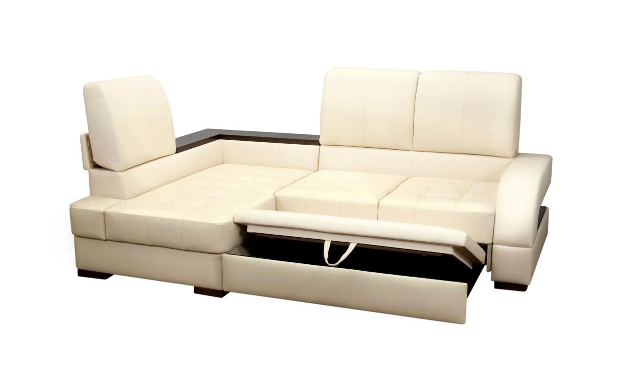 диван угловой с оттоманкой цена