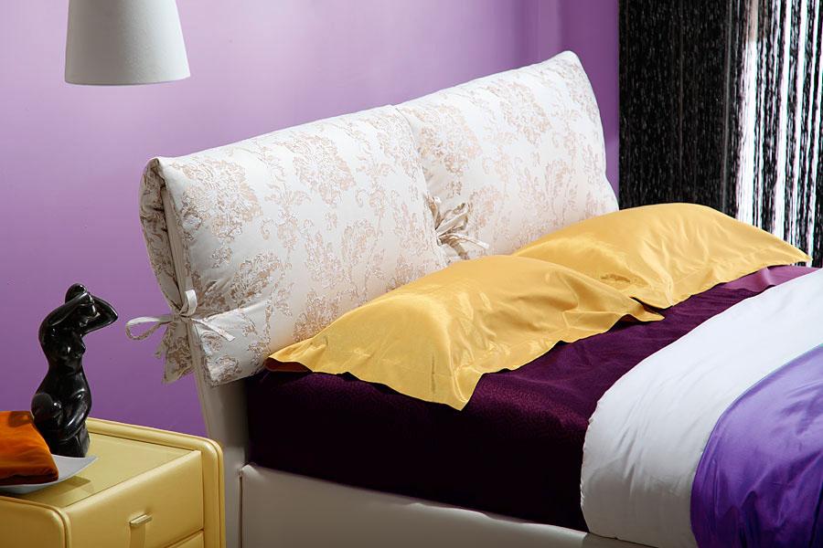 Как сделать спинку кровати фото