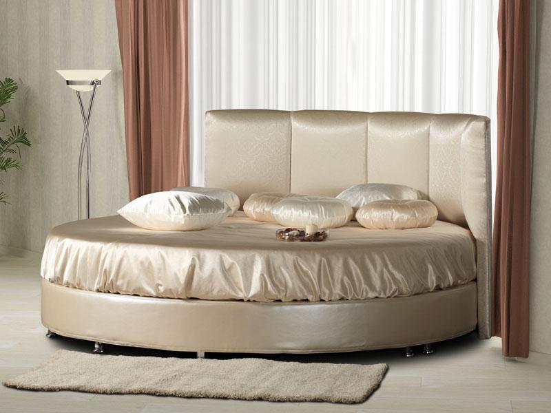 круглая кровать Gabrielle кровати каталог мебели мебельный